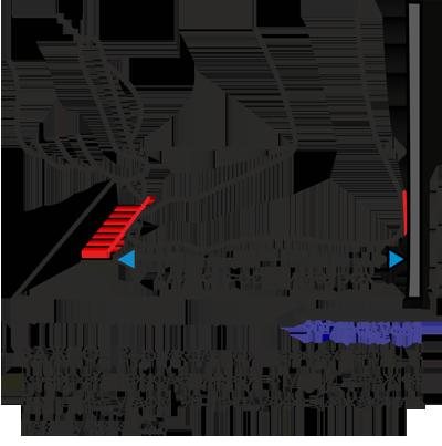измерение длины стопы